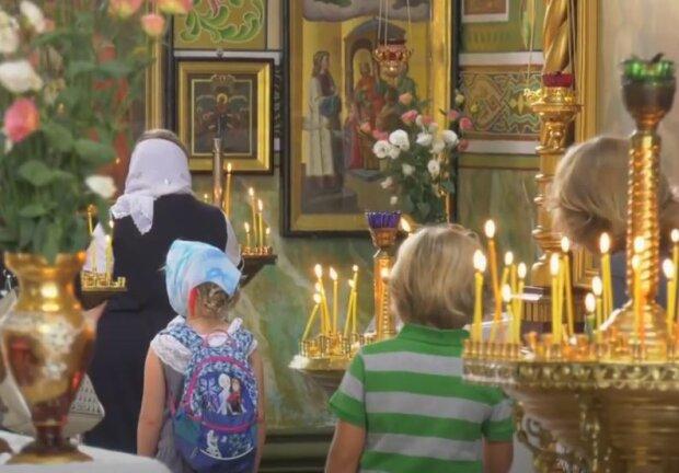 Церква, скріншот: YouTube