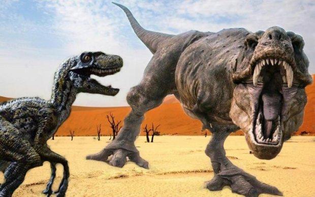 Жили як люди: вчені знайшли у динозаврів лупу