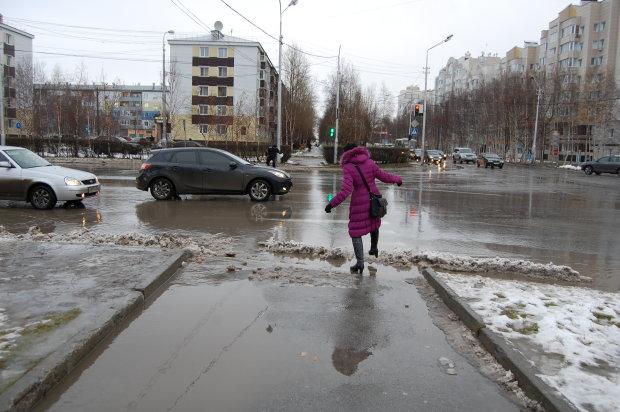 Погода на 29 січня: потепління зумовить море сніжної каші