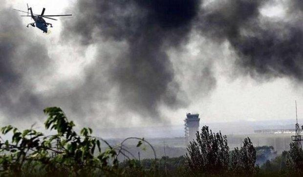 Ночью террористы пытались взять штурмом Новотроицкое