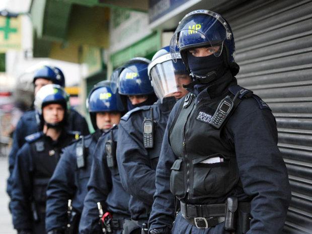 Полиция Великобритания