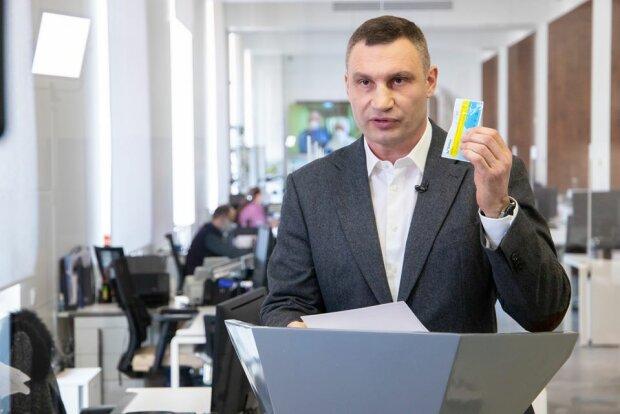 """Виталий Кличко - фото с Фейсбука, страница """"Кличко-мэр"""""""