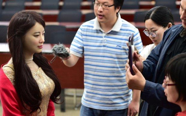 Людиноподібна Цзя Цзя вперше дала інтерв'ю