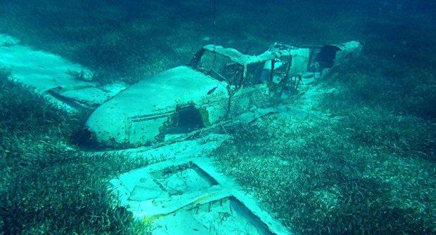 Неймовірна підводна знахідка виявилася звичайним глюком Google-карт. Але ви поглянете