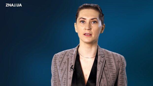 Любовь Завальнюк, скриншот видео