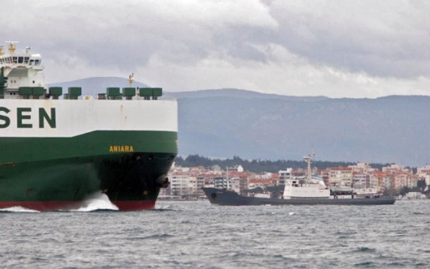 Катастрофа в Чорному морі: мінімум 15 росіян зникли безвісти