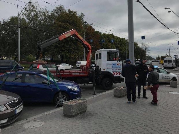 Київські герої парковки поплатяться за хамство: як будуть карати