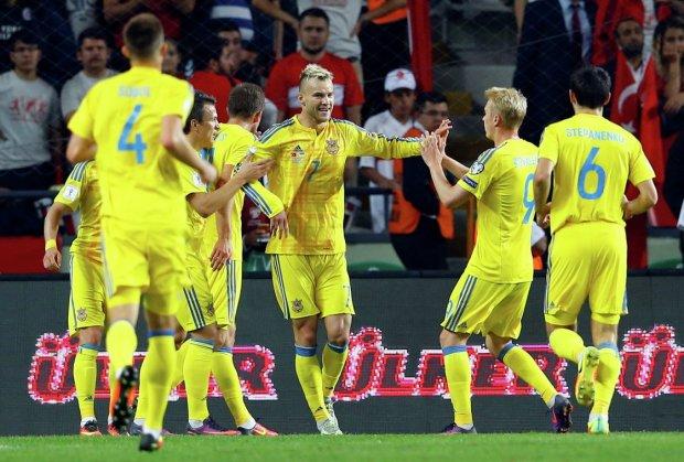 Збірна України яскраво перемогла в першому матчі Ліги націй