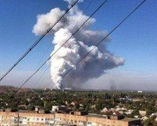 Вибух на Донбасі
