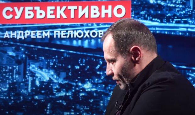 Андрій Пелюховський, скрін, відео YouTube