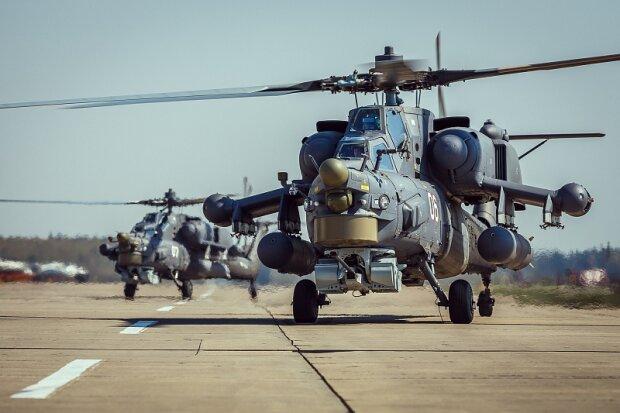 Військовий гелікоптер розбився через туман: всі загинули