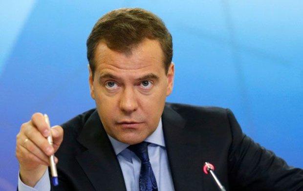 Медведев ввел новые санкции против Украины: к Добкину присоединились Новинский и Вилкул, полный список