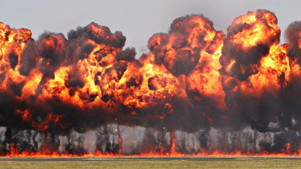 Потужний вибух у Криму, щонайменше 10 загиблих, кількість поранених перевищила півсотні