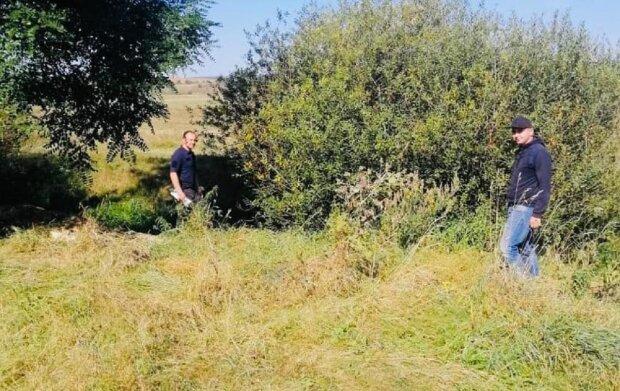 На Прикарпатті знайшли раніше зниклу пенсіонерку - дві доби посеред поля