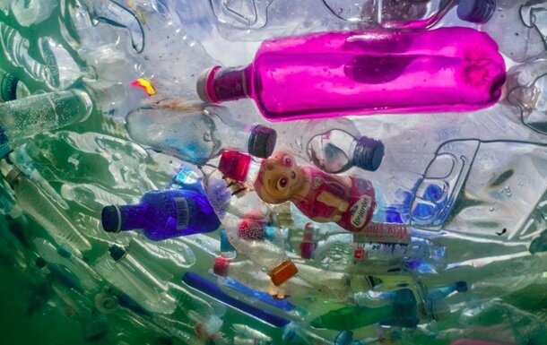 Фото: NatGeo Океан загрязнен пластиковым мусором