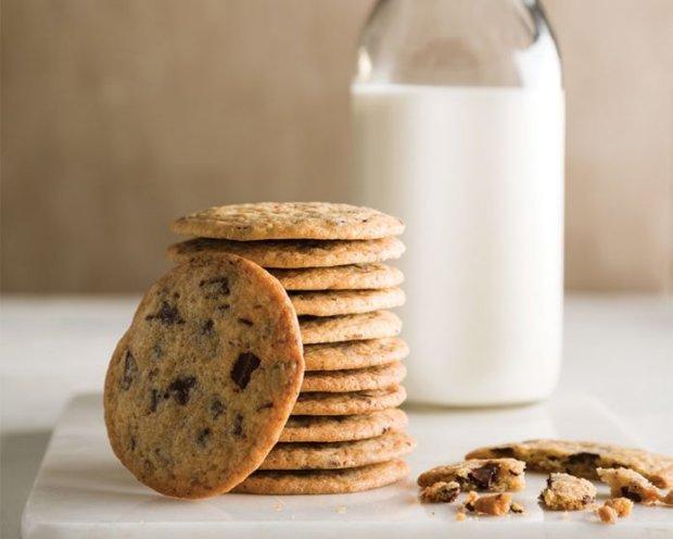 Печиво з шоколадною крихтою: відірватися неможливо