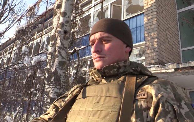 Воины ВСУ, facebook.com/pressjfo.news