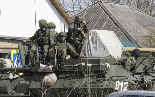"""Путін передав бойовикам новітню """"гуманітарку"""""""