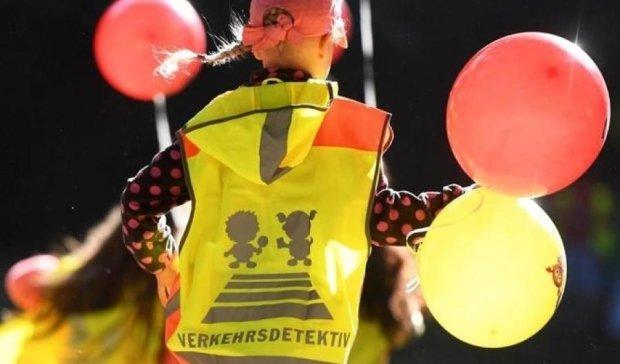 Немцы обезопасят школьников на дорогах