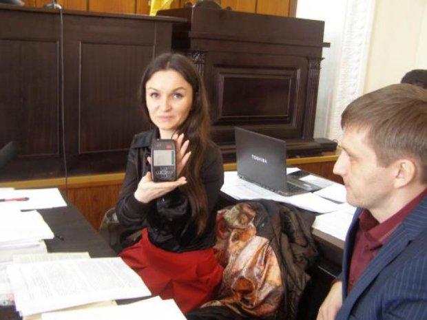 Царевич погрожувала свідку - слідство