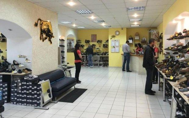 Магазини взуття роками дурять українців: відео