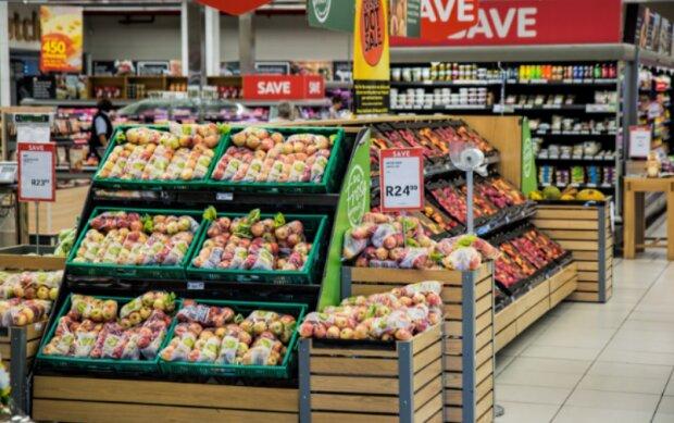 Цены на продукты, фото: t.ks.ua