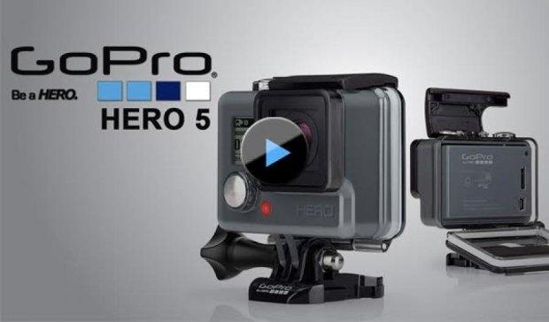 GoPro эффектно представила новые камеры