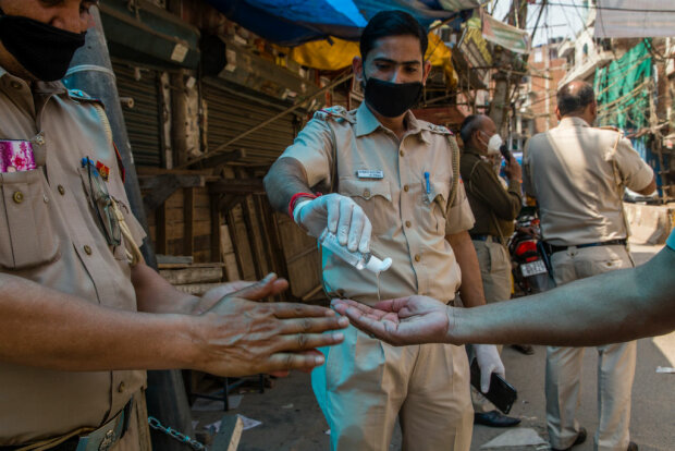 коронавірус в Індії, фото gettyimages