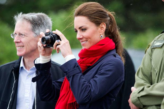 Кейт Міддлтон перетворила принців Джорджа та Луї, принцесу Шарлотту на моделей: найкращі фото
