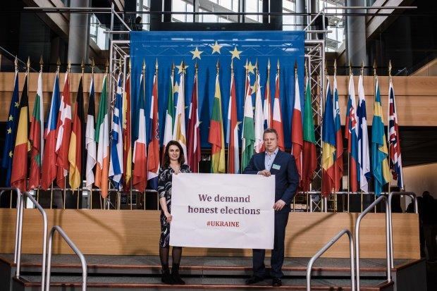 Олег Кищук розповів в Європі, як купуються голоси на виборах в Україні