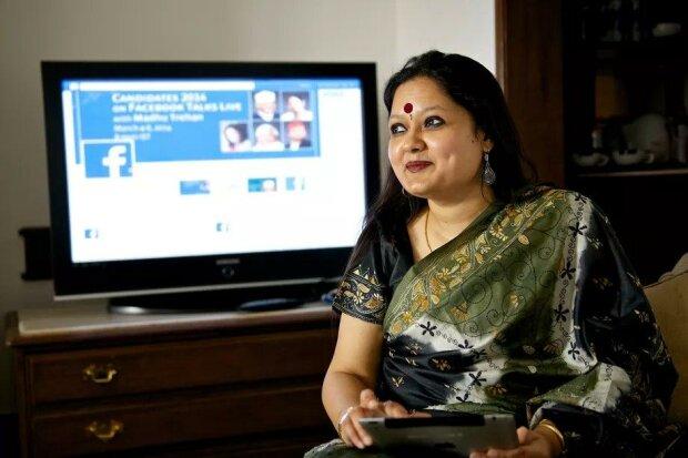 Руководитель политики Facebook в Индии, the verge