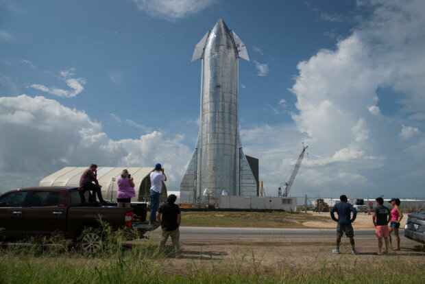 Starship, фото:gettyimages