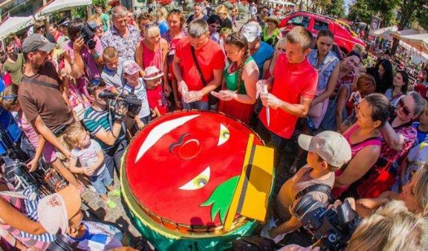 В Одесі відсвяткували день помідора (фото)