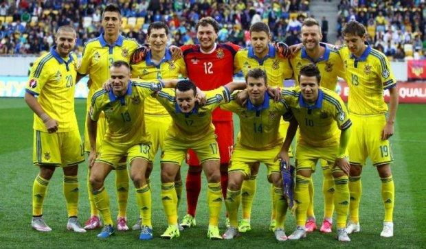 Шансы  выиграть Евро-2016 у Украины 101 к 1
