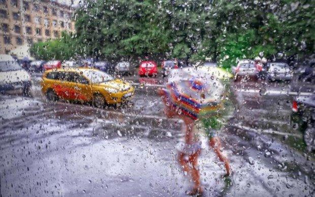 Погода на 8 июня: в Украине польет, как из ведра