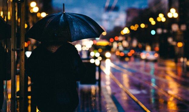 Погода на начало недели: тепло задержится на день, затем придут дожди