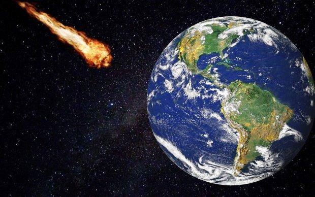 NASA смоделировало удар гигантского астероида: нас ждет настоящий апокалипсис
