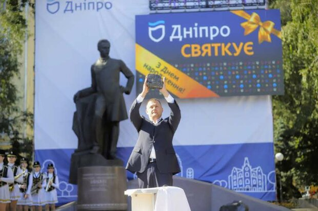 Борис Філатов / фото : Дніпро оперативний