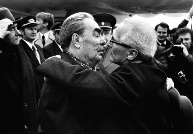 Брежнєв у НДР, фото Володимир Мусаельян, 1970