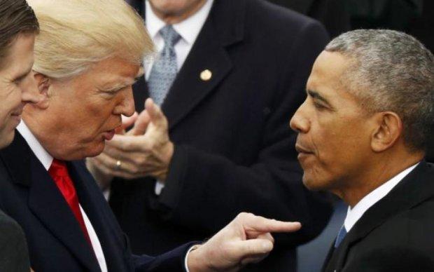 Лист Обами Трампу злили в мережу