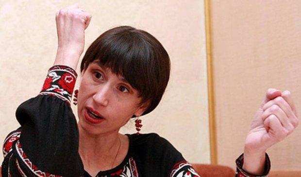 Чорновіл побила секретарку фірми колишнього регіонала