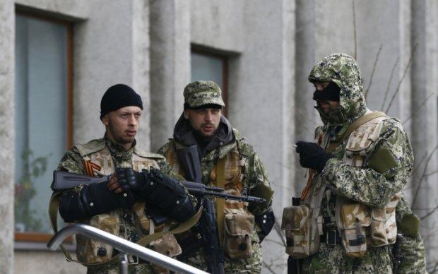 """Бойовик """"ДНР"""" намагався засмажити своїх товаришів"""