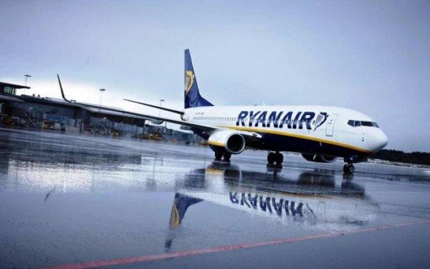 Ryanair в Украине: цены на билеты и полный список рейсов