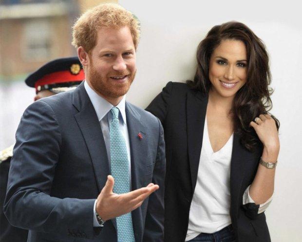 принц Гаррі з дружиною Меган Маркл