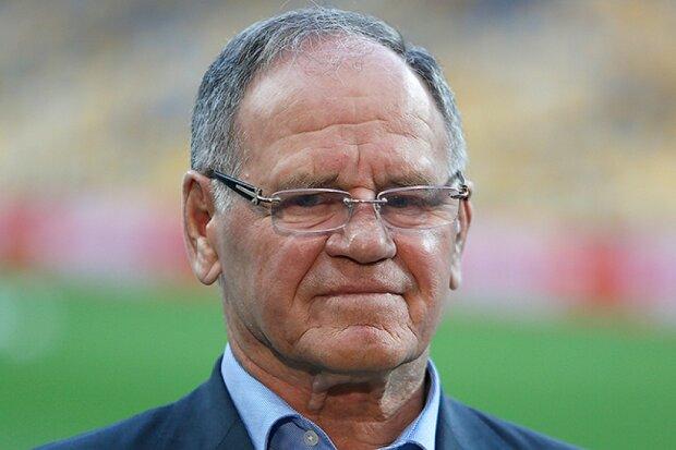 Колишній тренер київського Динамо Йожеф Сабо, фото:ТК Футбол