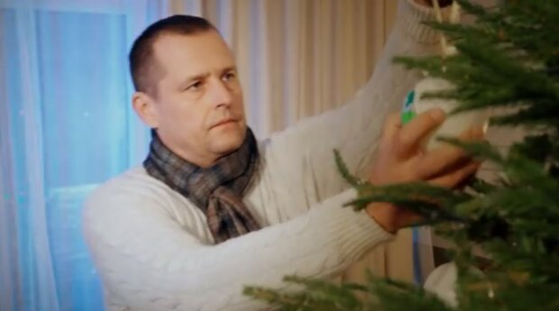 Філатов, скріншот з відео