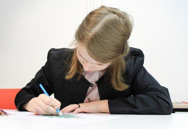 школьница, фото Pxhere