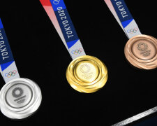 Медали летних Олимпийских игр-2020 в Токио, Getty Images