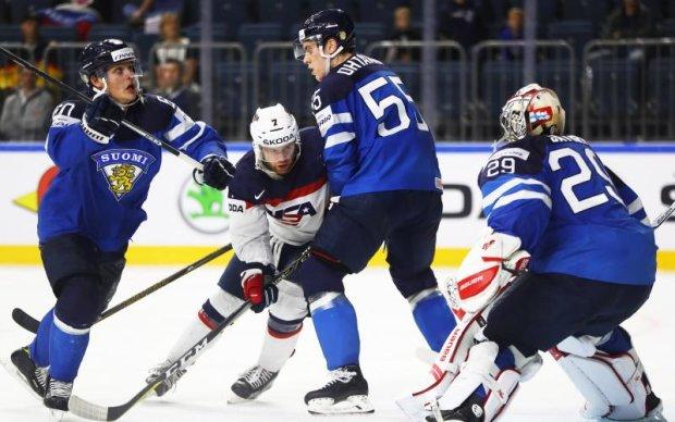 Букмекери вважають Швецію фаворитом у матчі з Фінляндією на ЧС-2017 з хокею