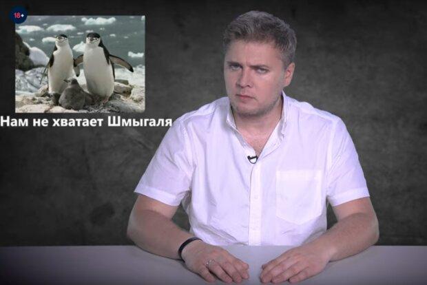 """Ігор Лєсєв в програмі """"Не добрий вечір"""""""
